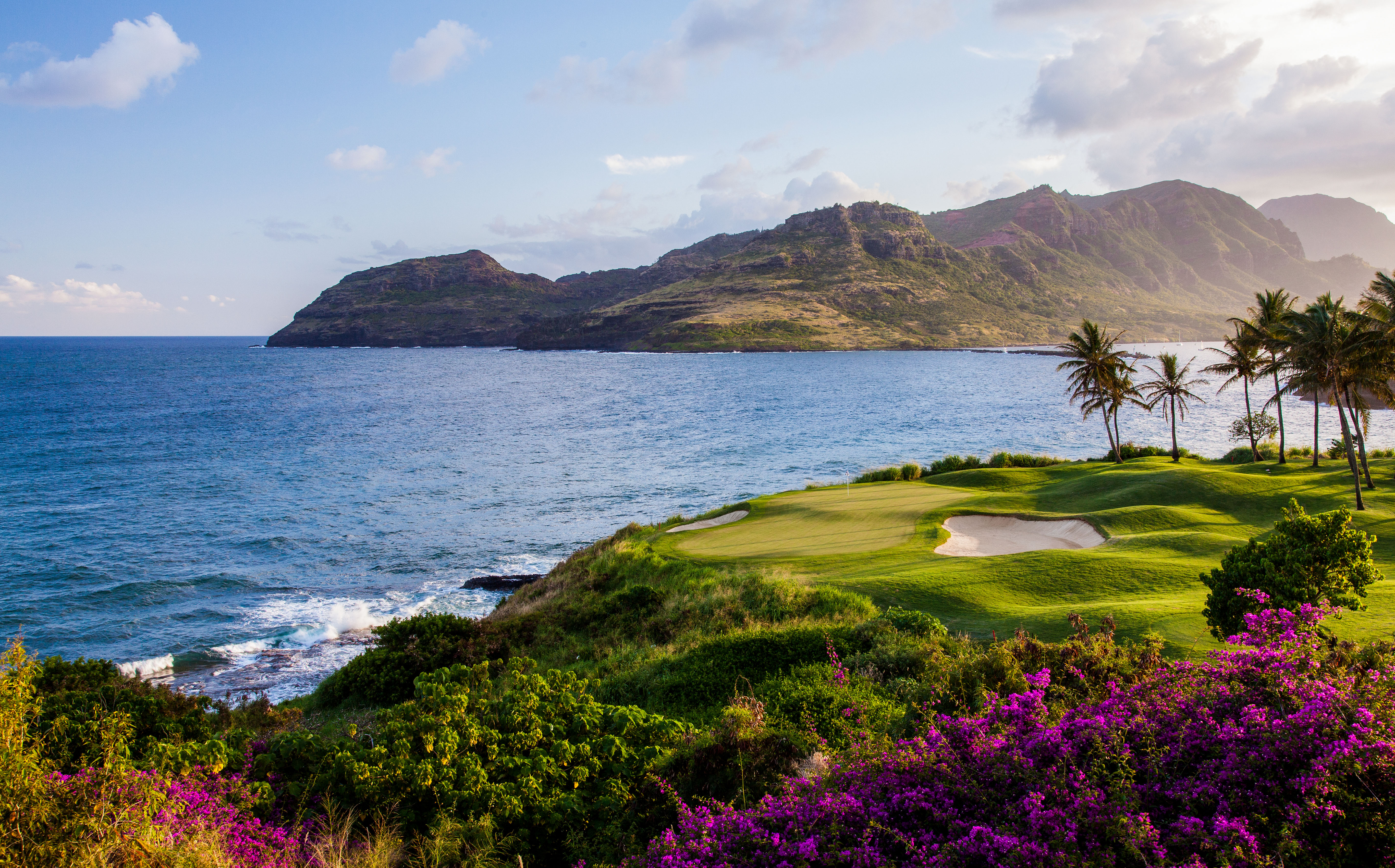 Kauai's top 10 golf holes | Golfers West 10 Most Beautiful Places In The World That Actually Exist