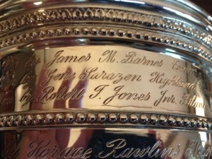 Gene Sarazen, Robert Jones, Jr., among the Open champions.