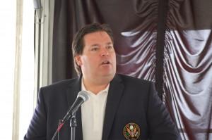 Danny Sink of the USGA